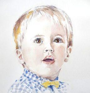 Art for Longevity - Boy