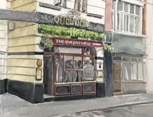 Art for Public & Private Houses - Pub