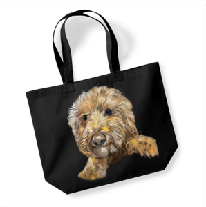 Merchandise Tote Bag - Schnoodle