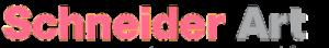 Schneider Art Logo and Name