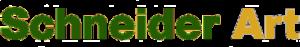 SchneiderArt Logo and Name